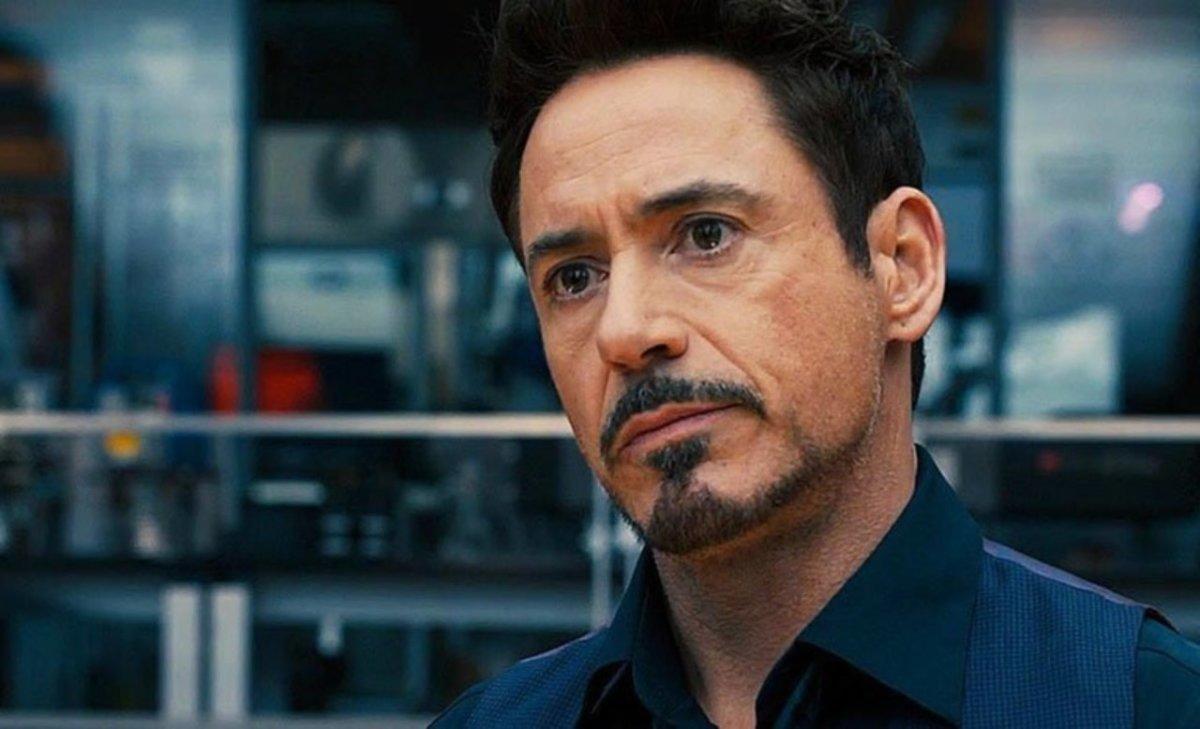 28. Tony Stark Wears Axe Body Spray