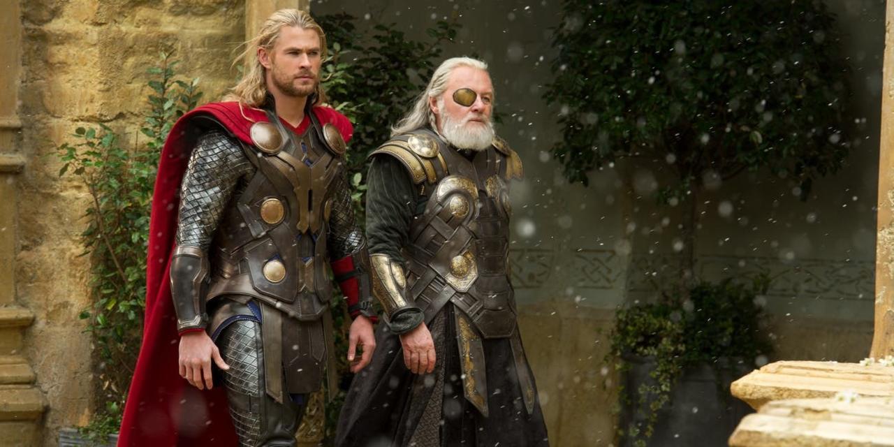52. Thor Does Dark World
