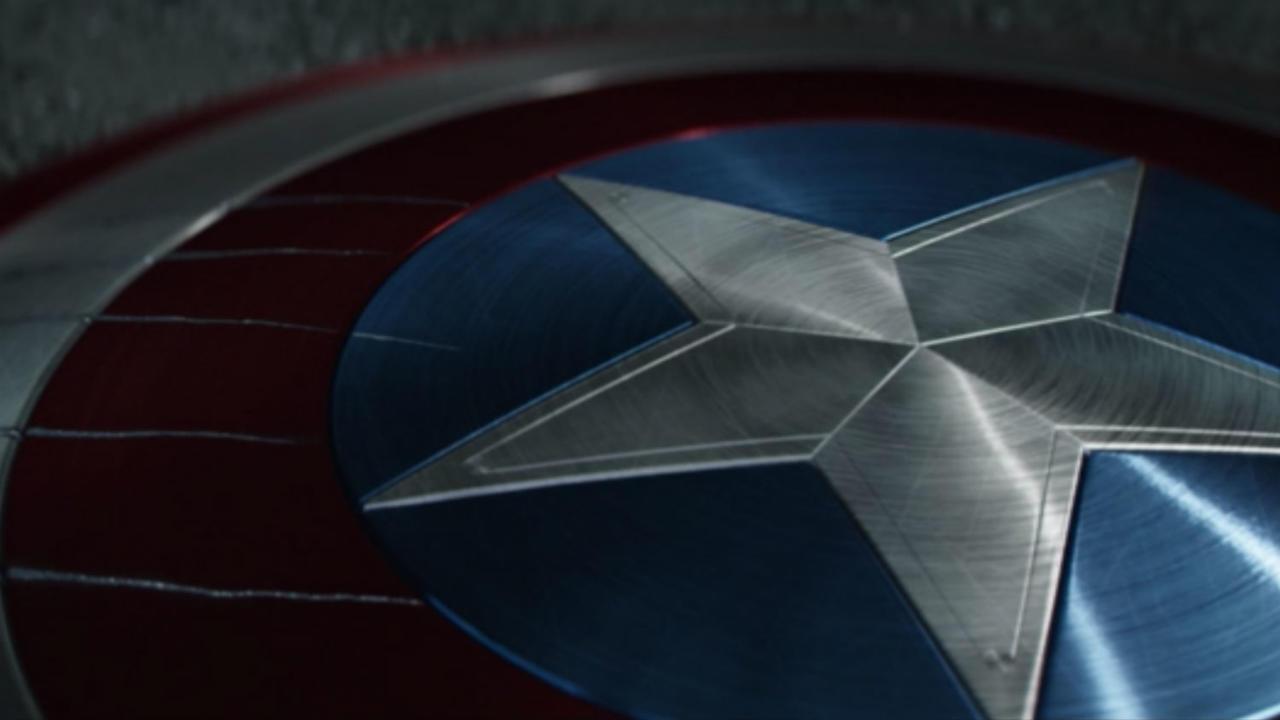 35. Returning Cap's Shield