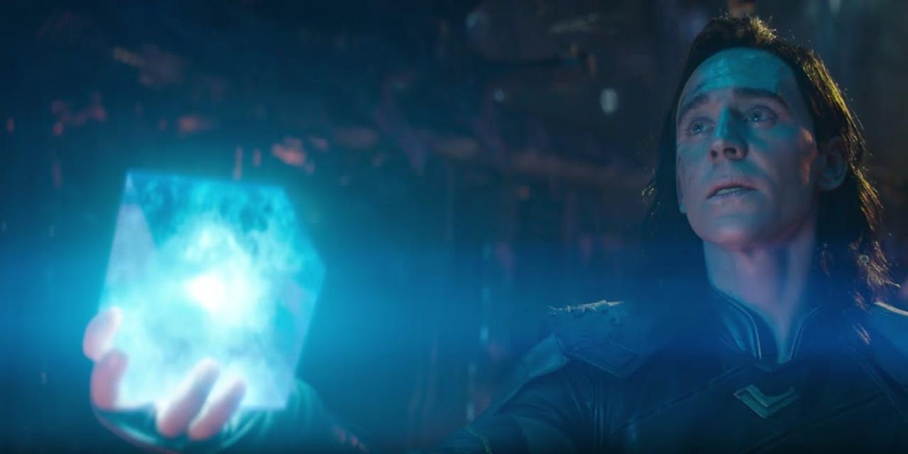 39. Loki And The Tesseract