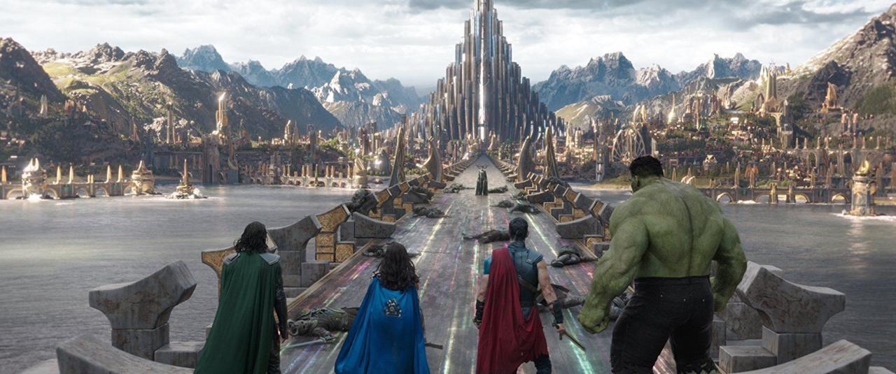 19. New Asgard