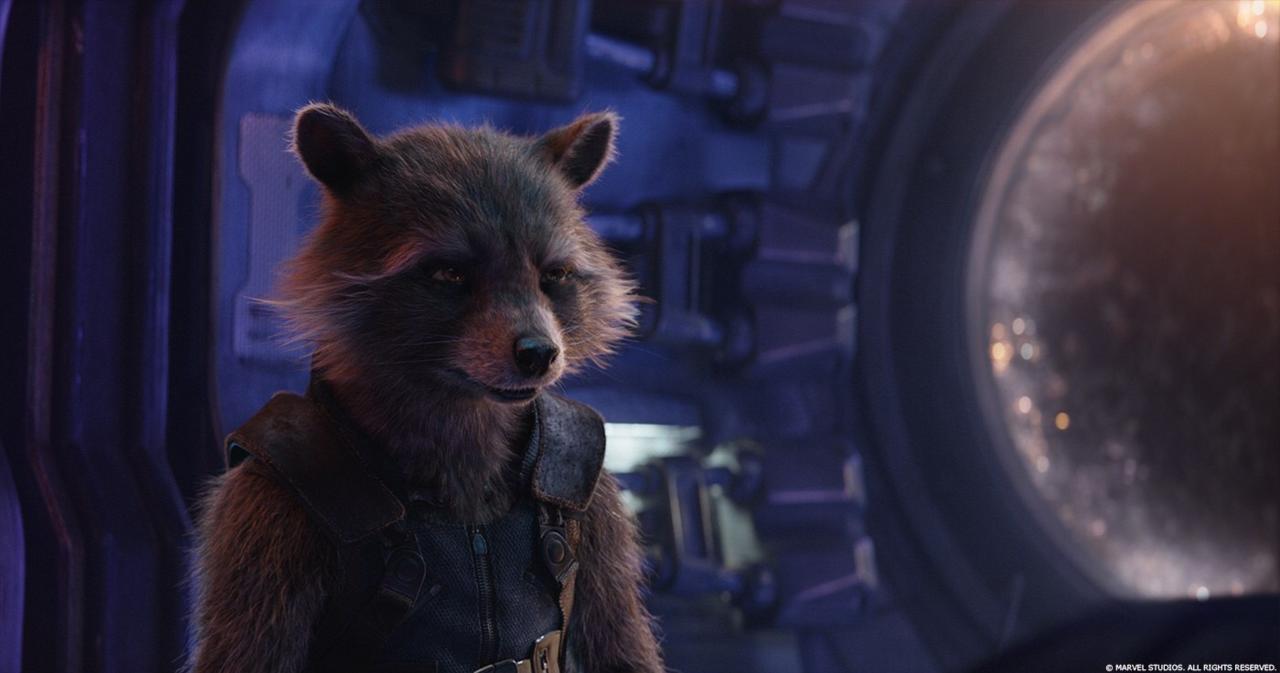 4. Tony Calls Rocket A Build-A-Bear