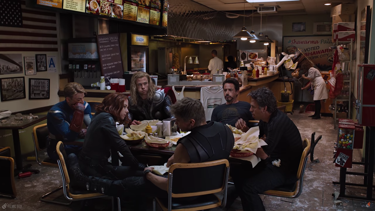 41. Wanna Get Some Shawarma?