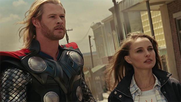 56. Jane and Thor