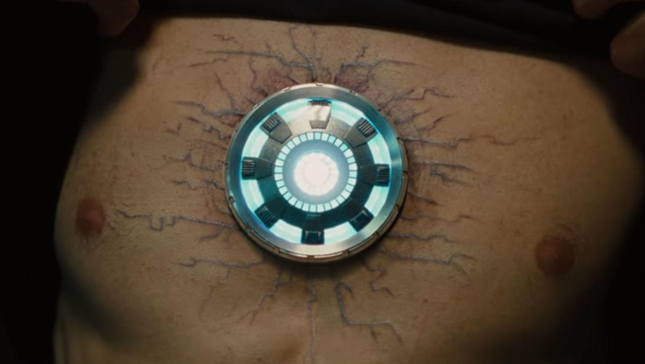 76. Proof That Tony Stark Has A Heart