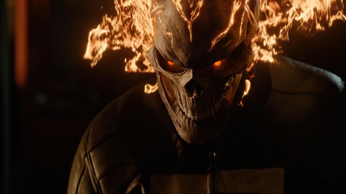 CANCELED: Ghost Rider (Hulu)