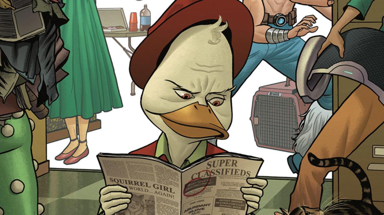 CANCELED: Howard the Duck (Hulu)