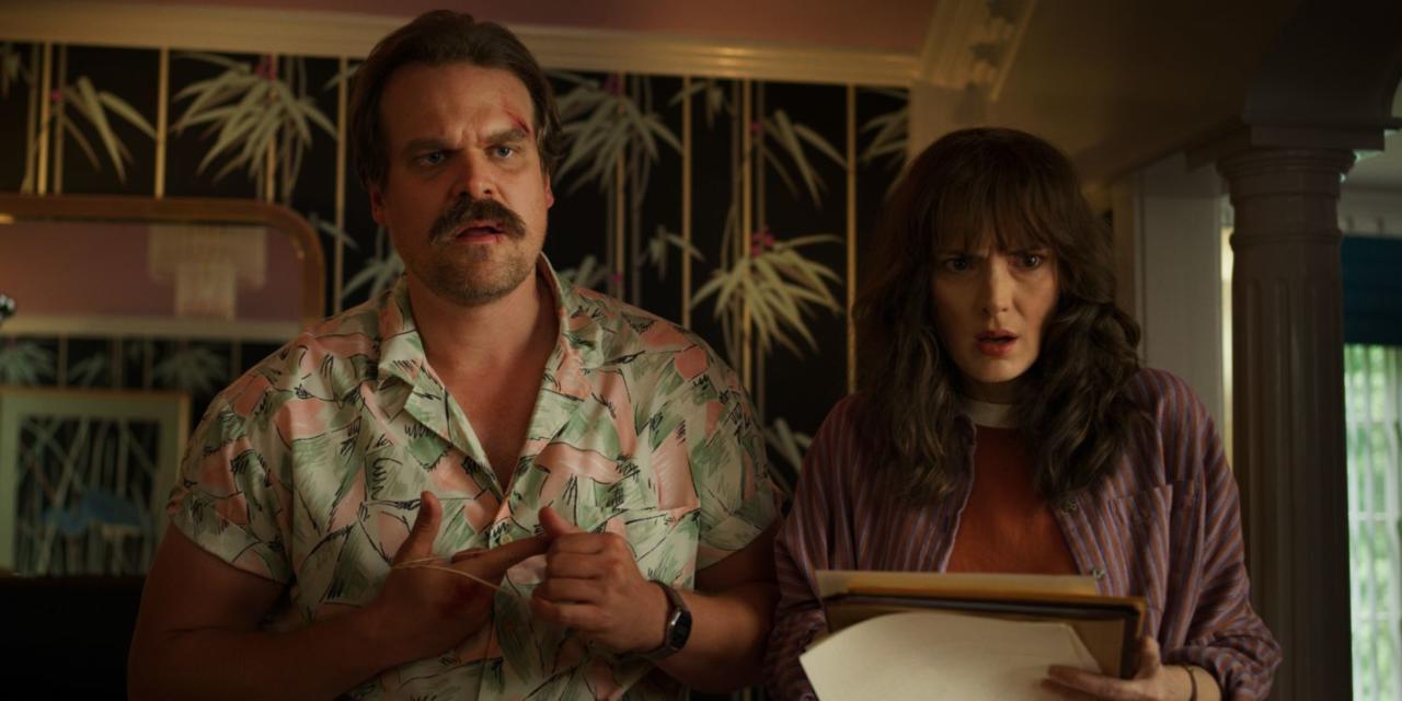 Nice shirt, Hopper.