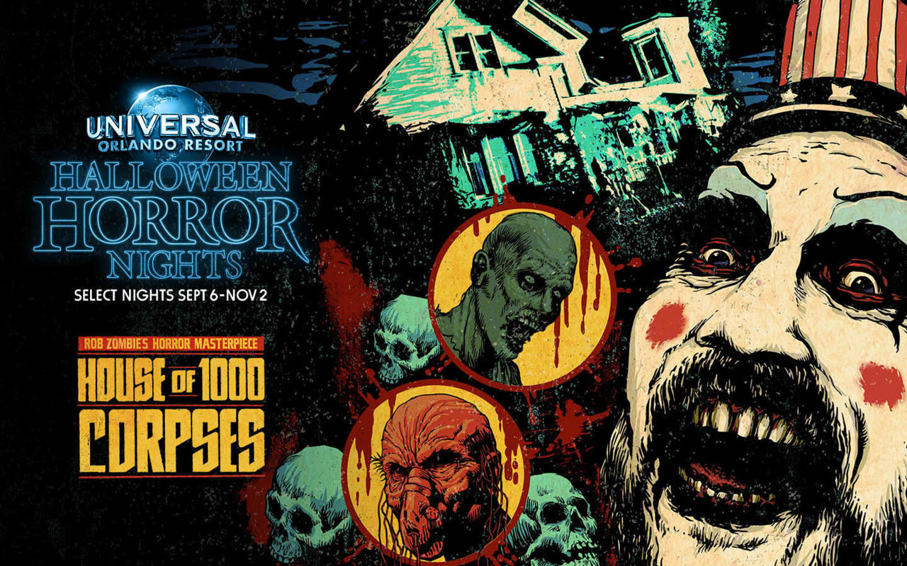 15. House of 1000 Corpses
