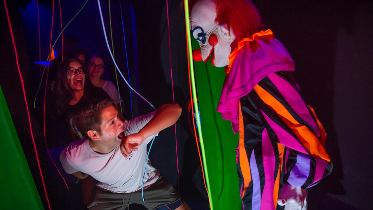 10. Killer Klowns from Outer Space