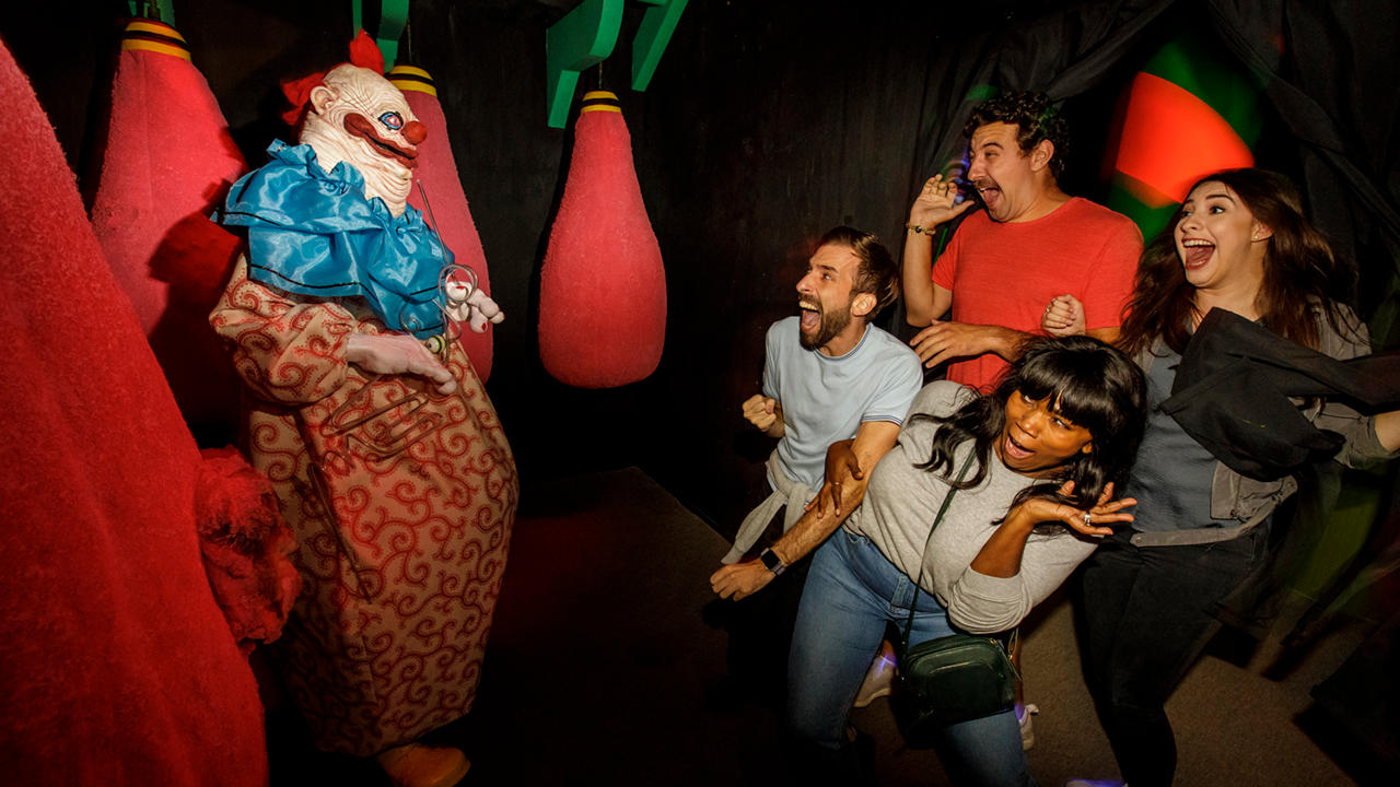 8. Killer Klowns from Outer Space