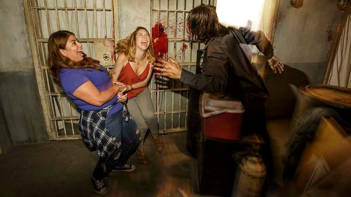 20. The Walking Dead Attraction