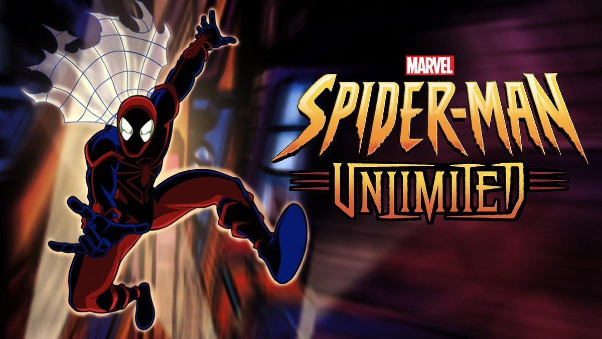 Spider-Man: Unlimited (1999)