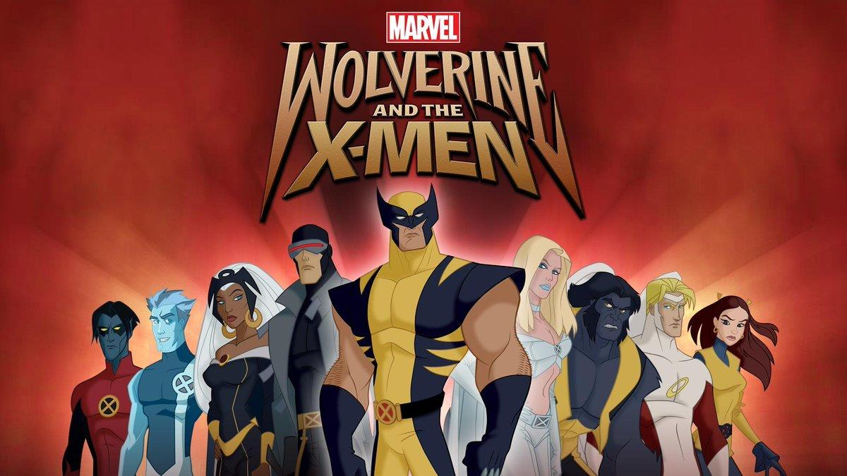 Wolverine and the X-Men (2009)