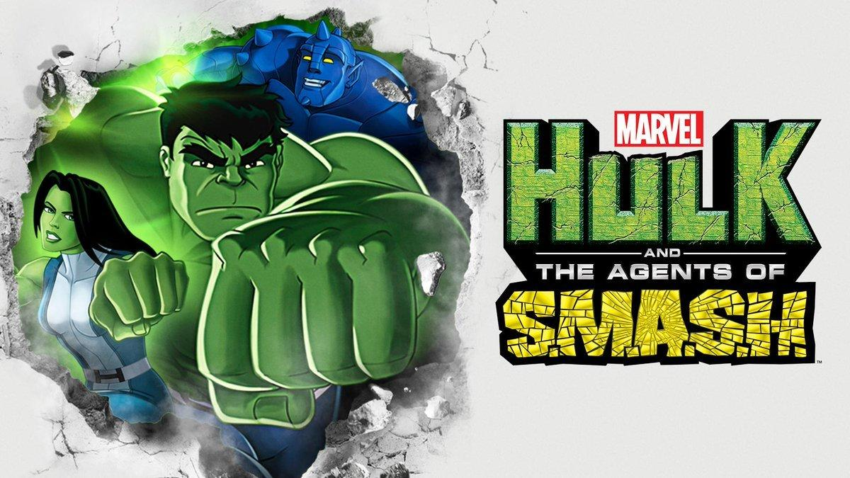 Hulk and the Agents of SMASH (2013)
