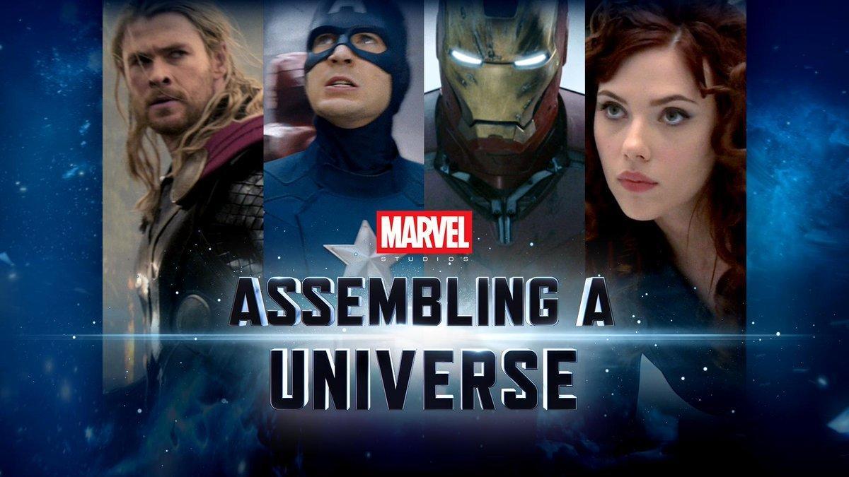 Marvel: Assembling a Universe (2014)