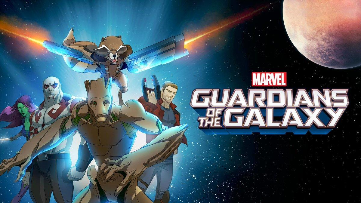 Guardians of the Galaxy: The Series (2015)