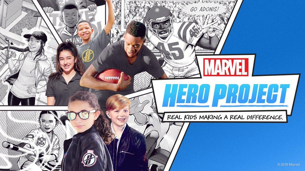 Marvel Heroes Project (2019)