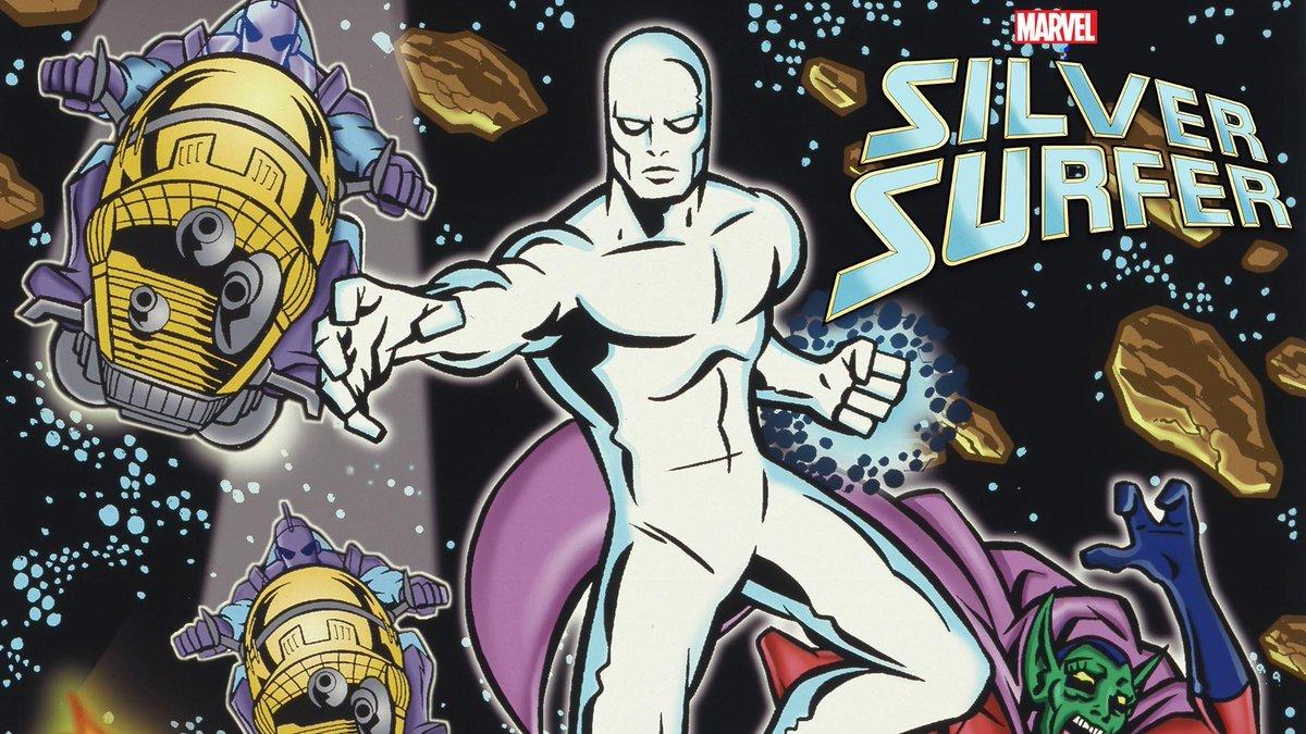 Silver Surfer (1998)