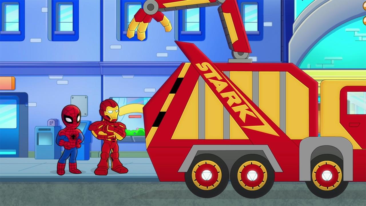 Marvel Superhero Adventures (2017)