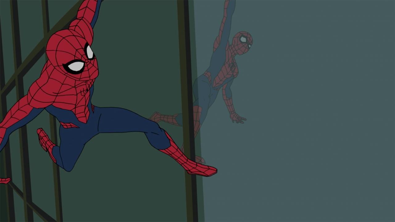 Spider-Man Shorts (2016)