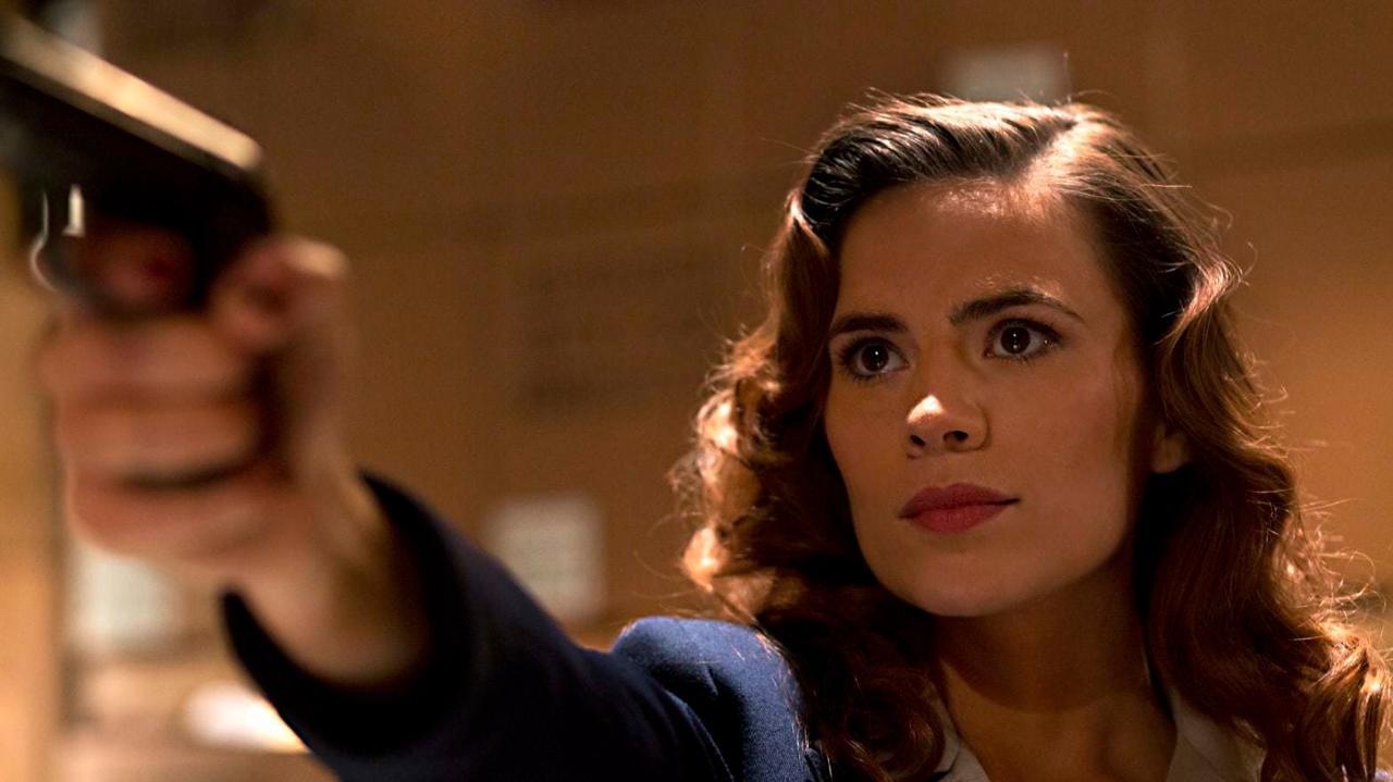 Agent Carter (2014)