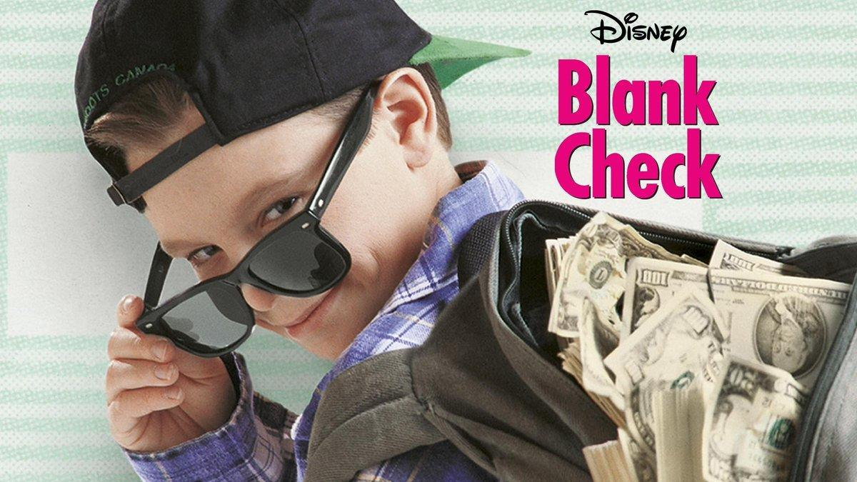15. Blank Check (1994)