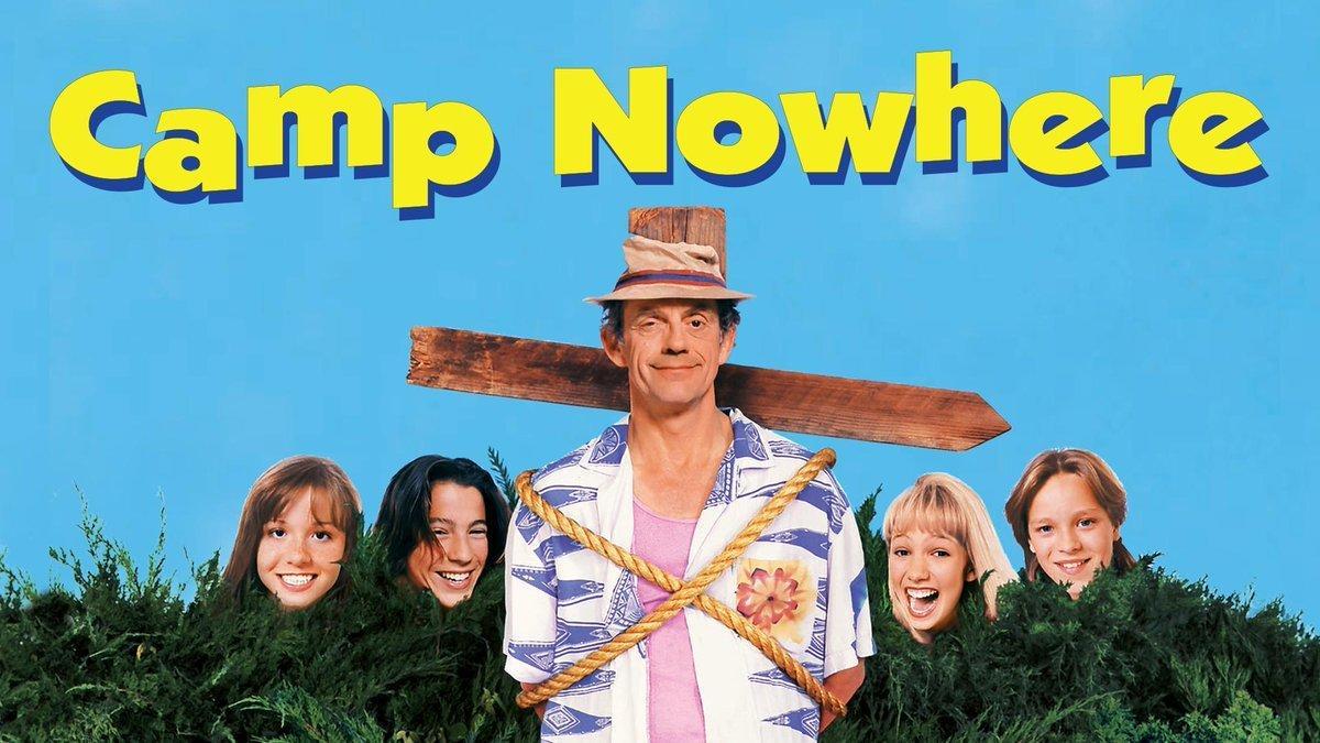 16. Camp Nowhere (1994)