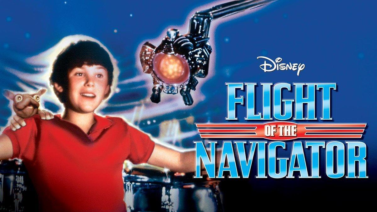 9. Flight of the Navigator (1986)