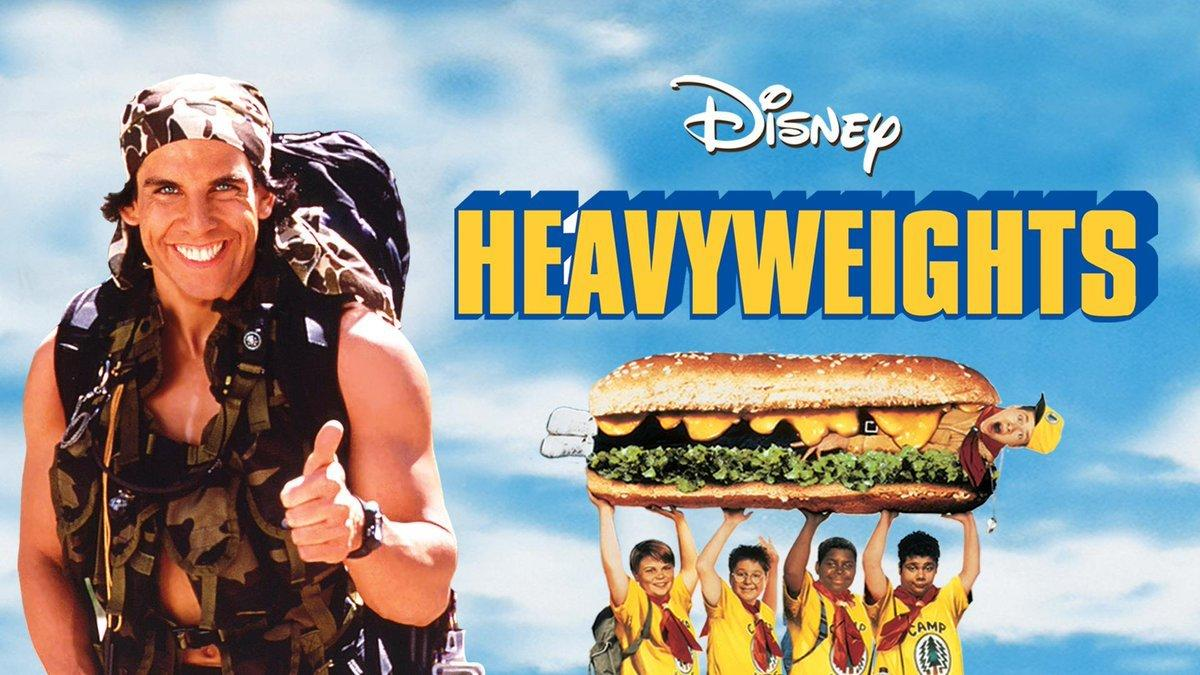 17. Heavyweights (1995)