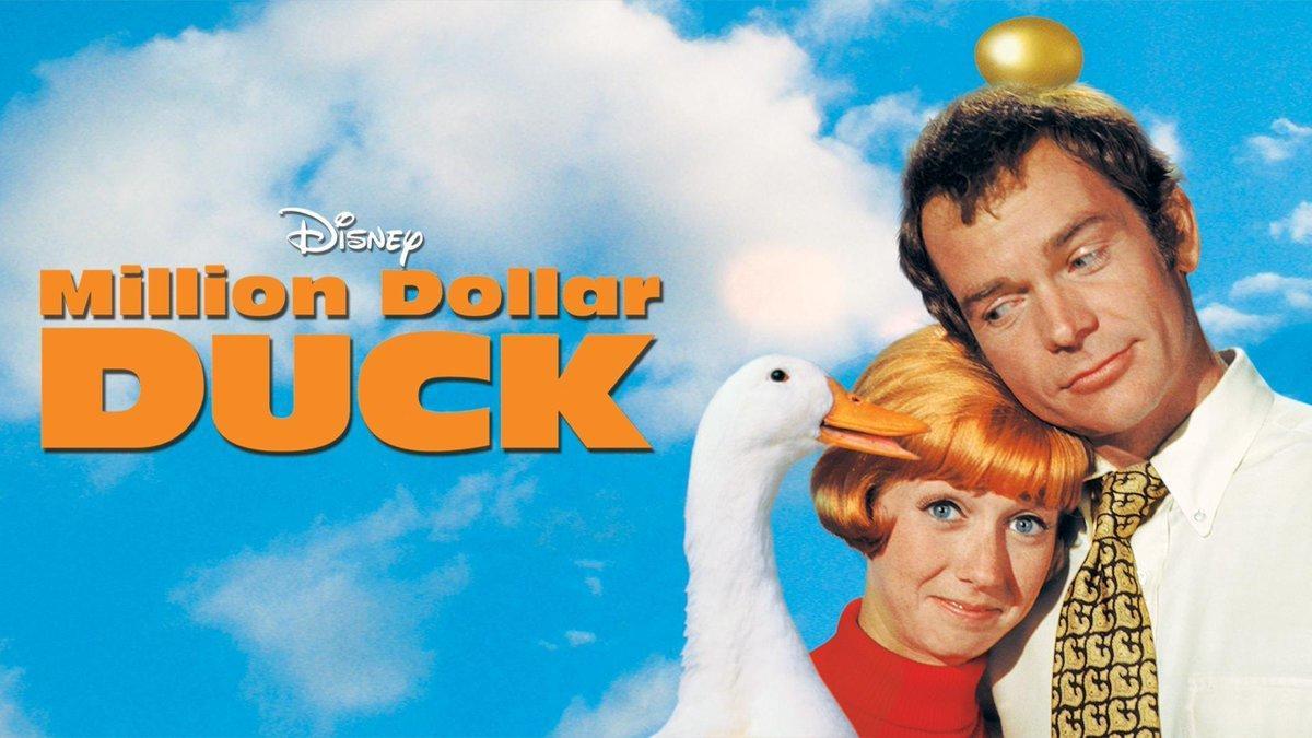 3. The Million Dollar Duck (1971)
