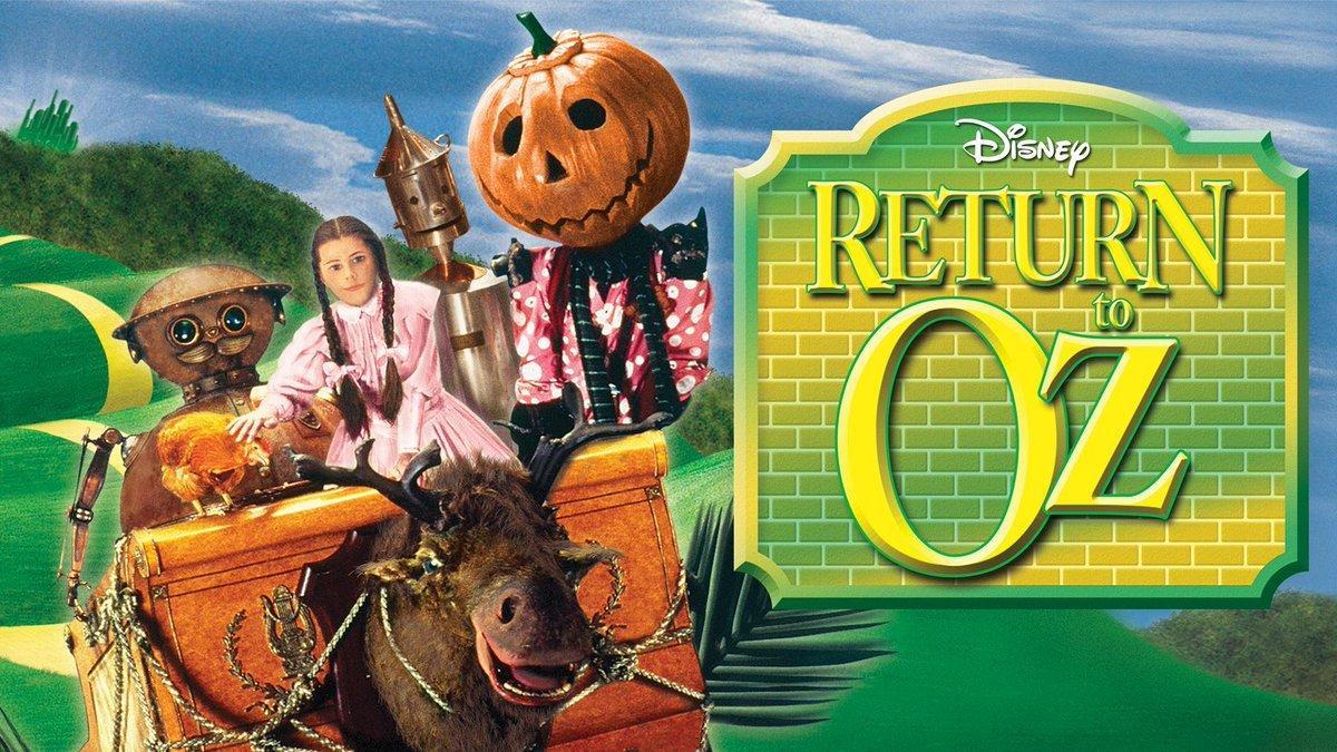 7. Return to Oz (1985)