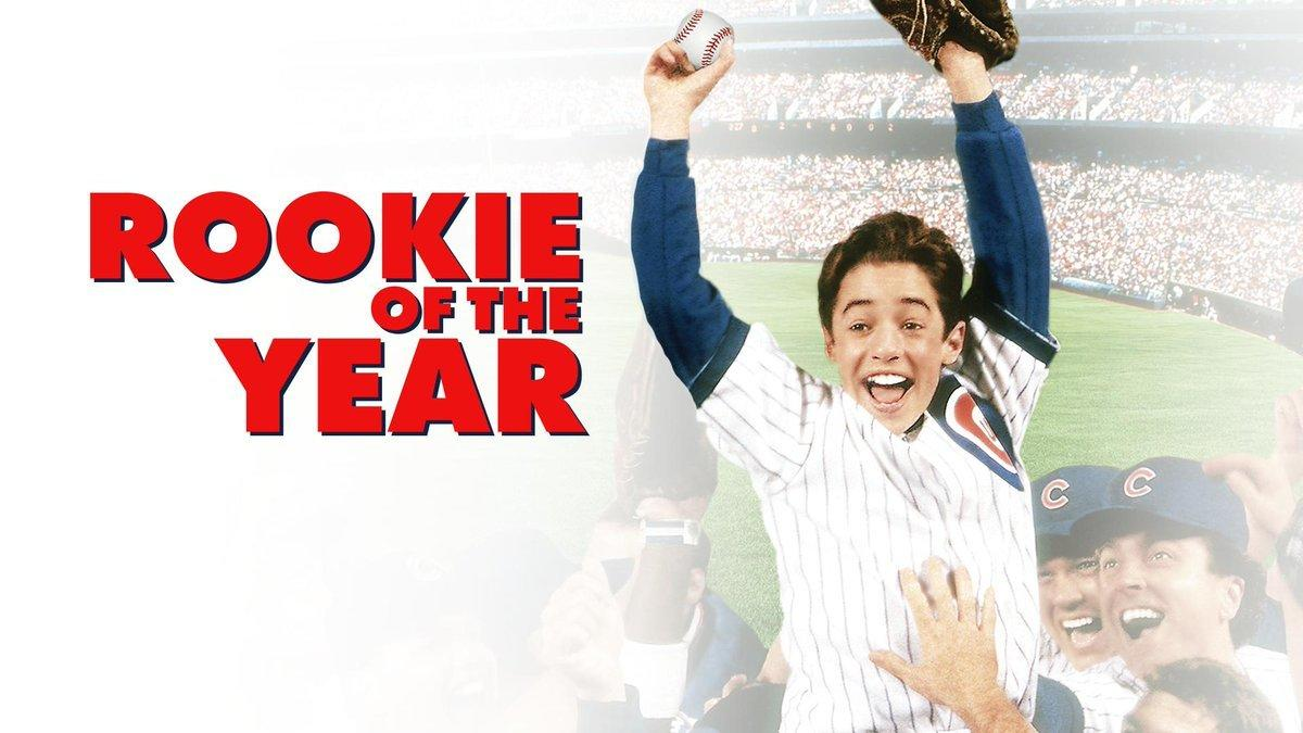 14. Rookie of the Year (1993)