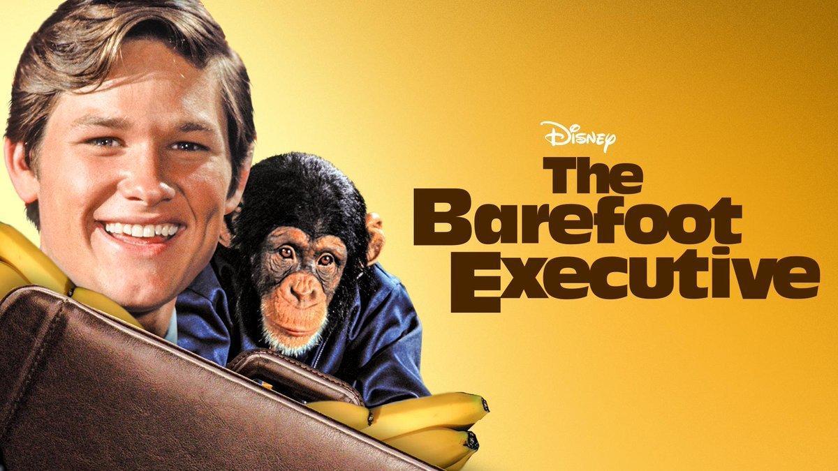 2. The Barefoot Executive (1971)