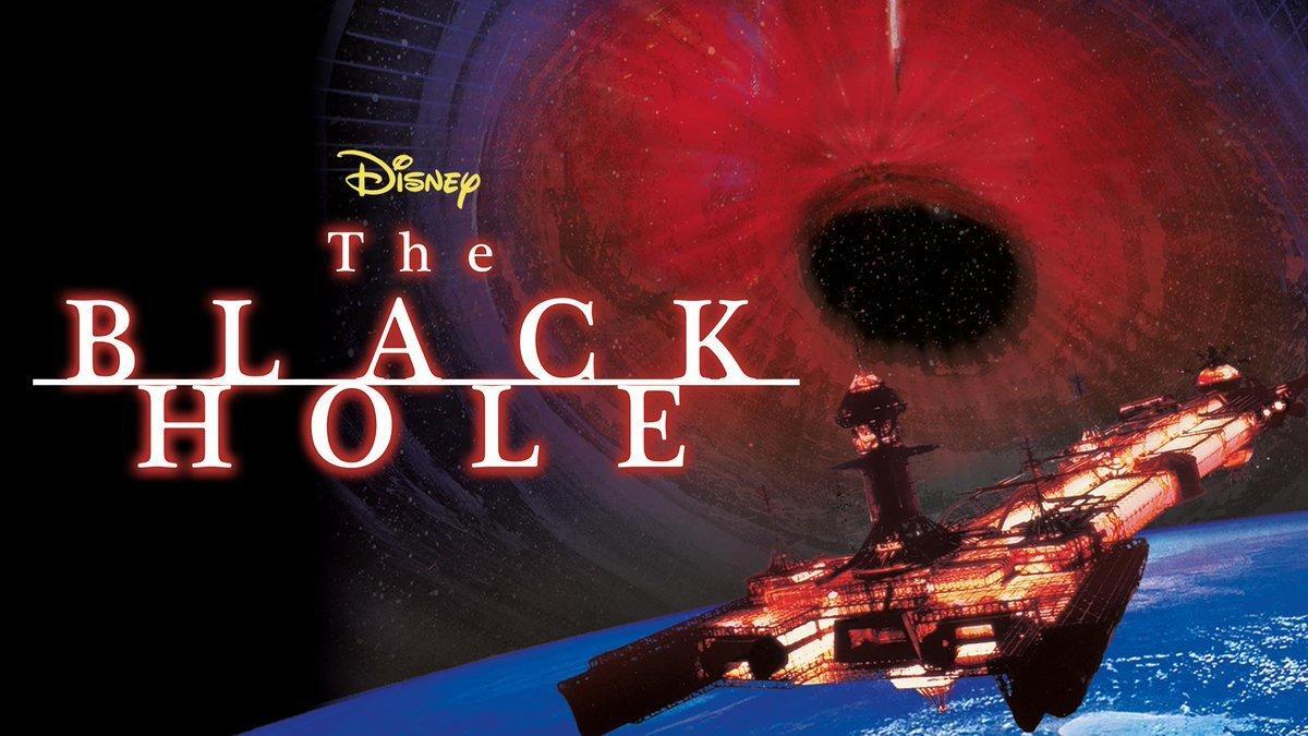 4. The Black Hole (1979)