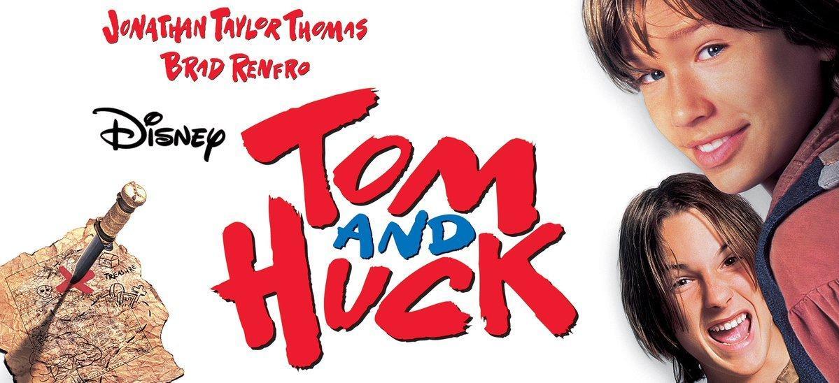 18. Tom and Huck (1995)