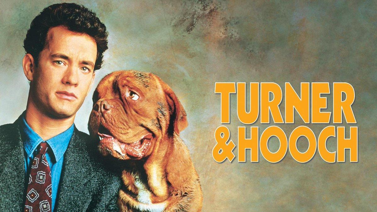 12. Turner & Hooch (1989)