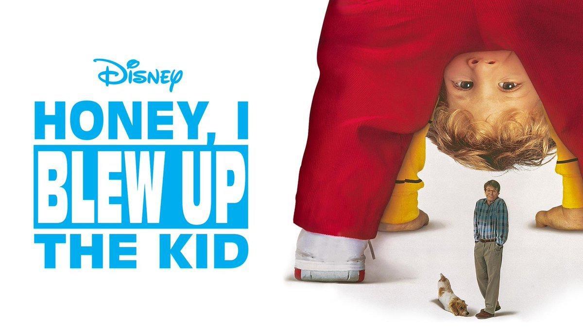 13. Honey, I Blew Up the Kid (1992)