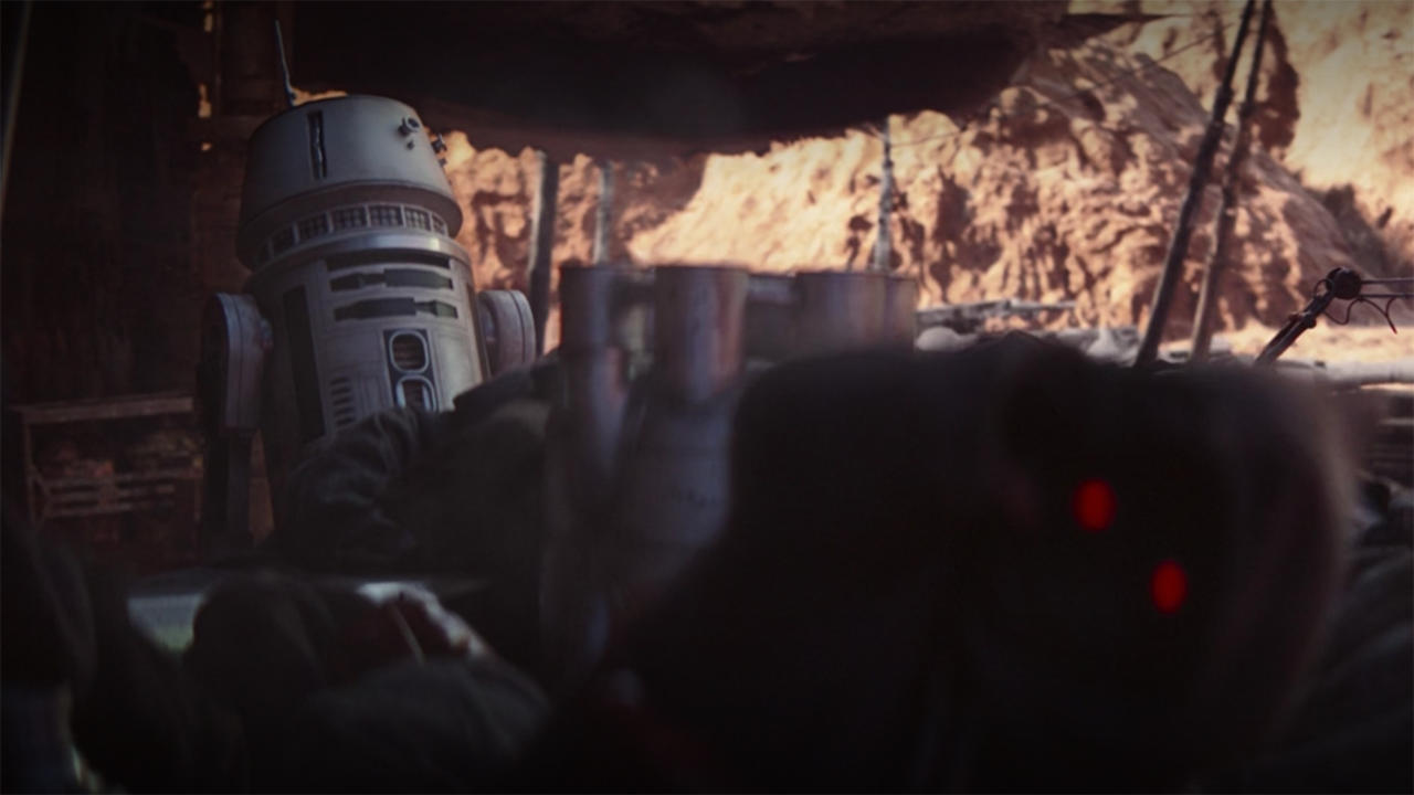 10. That droid looks familiar