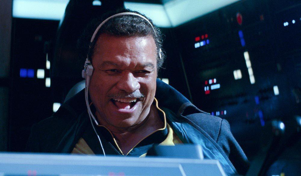 9. Lando Calrissian