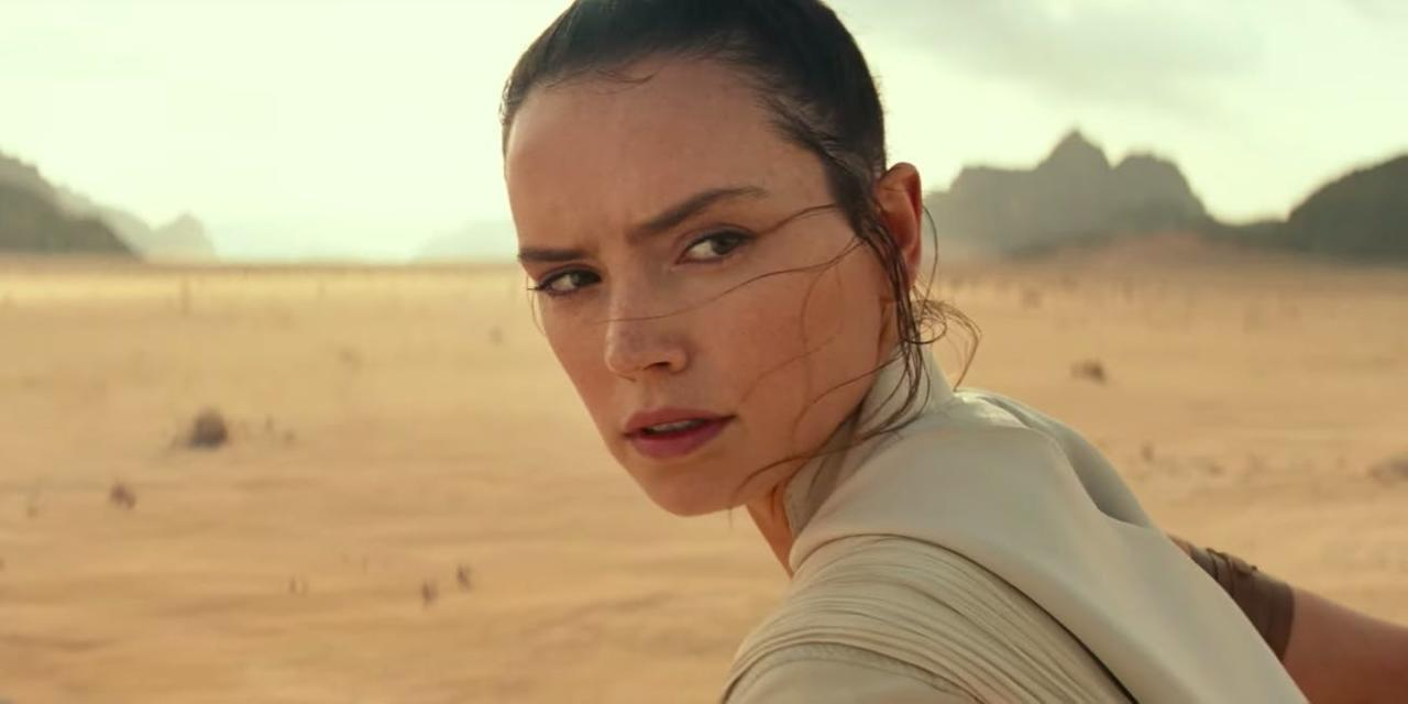 1. Rey Skywalker