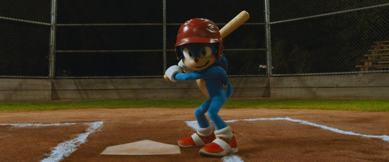 14. Sonic's a confirmed lefty