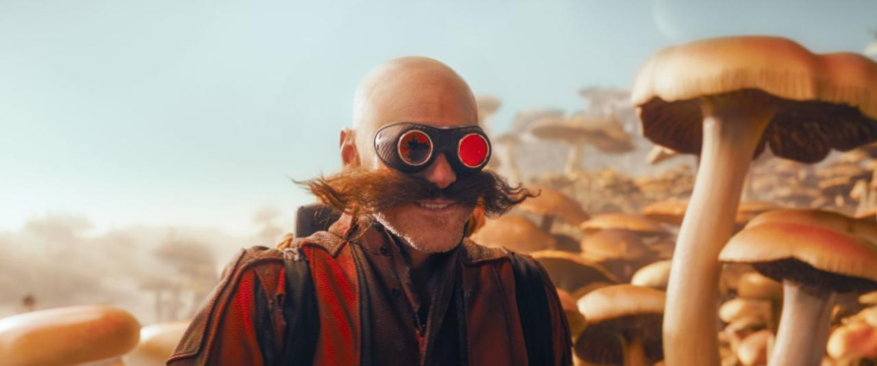 40. There's the Robotnik we know and hate