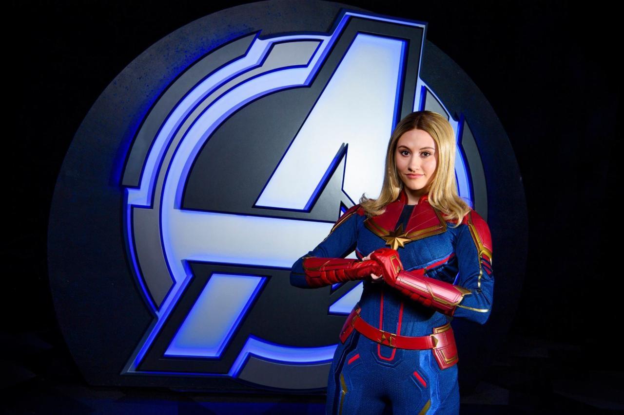5. Captain Marvel