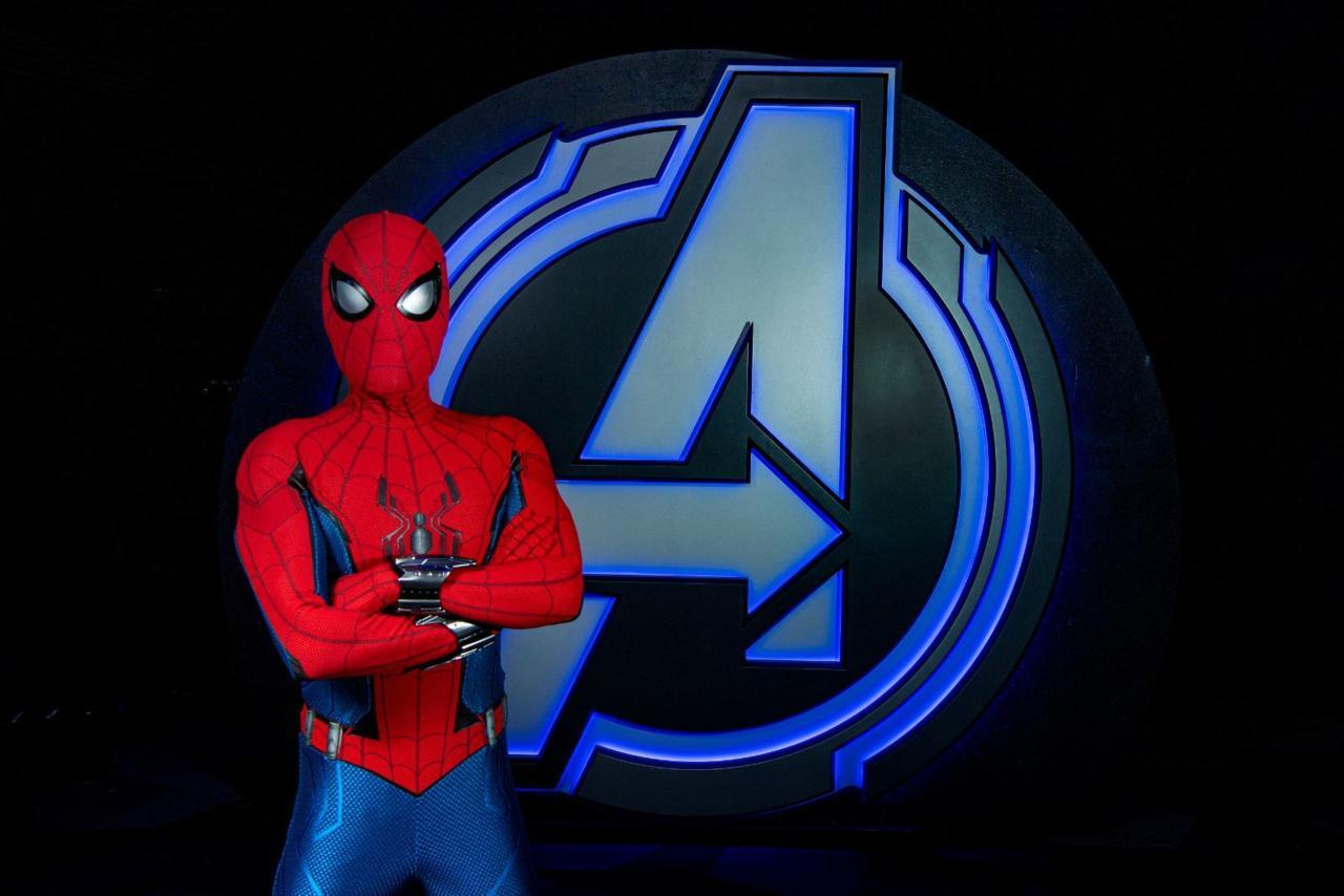 12. Spider-Man