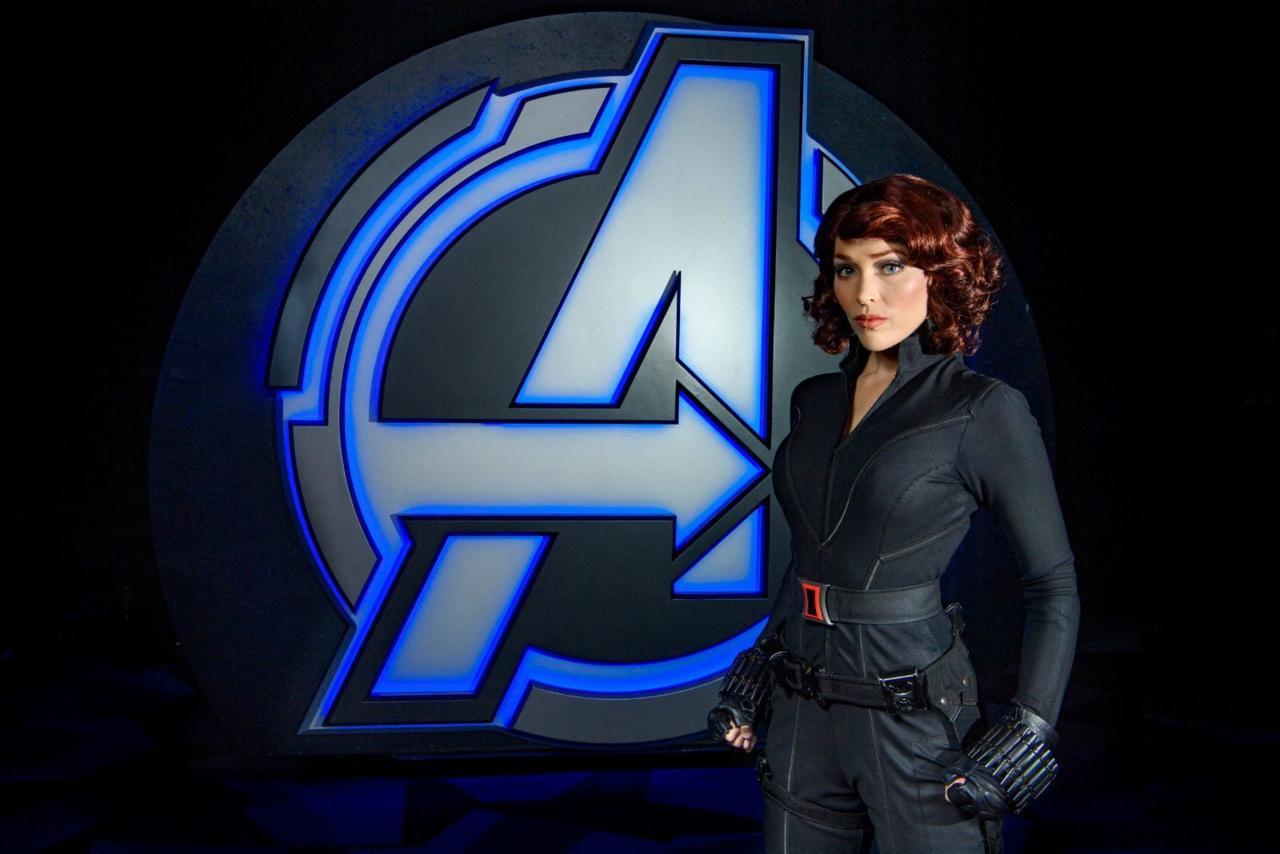 2. Black Widow