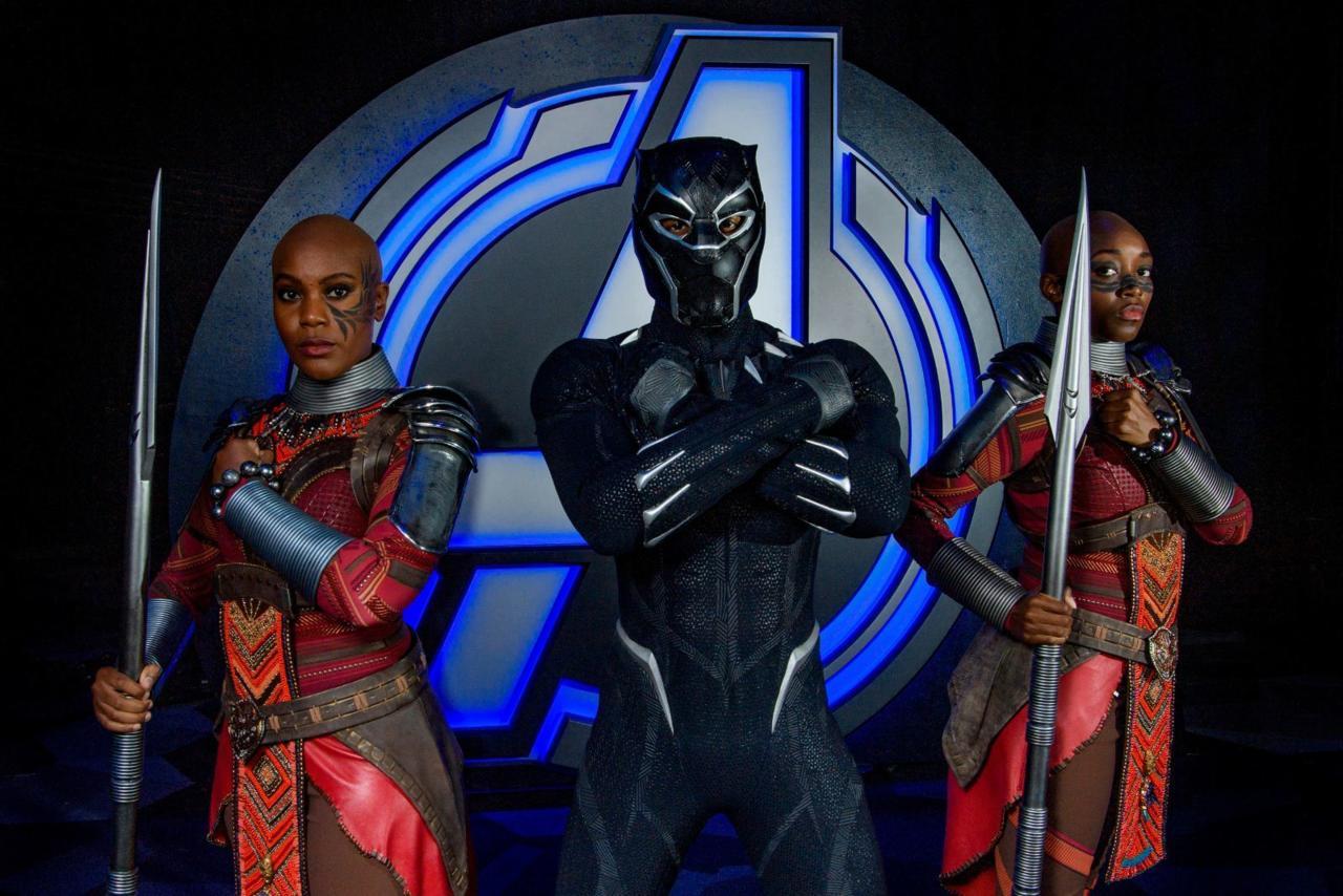 3. Black Panther