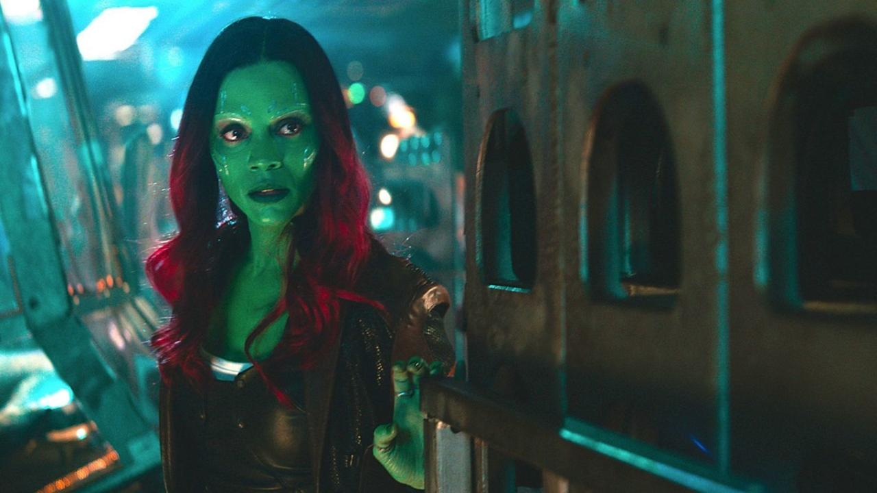 14. Gamora