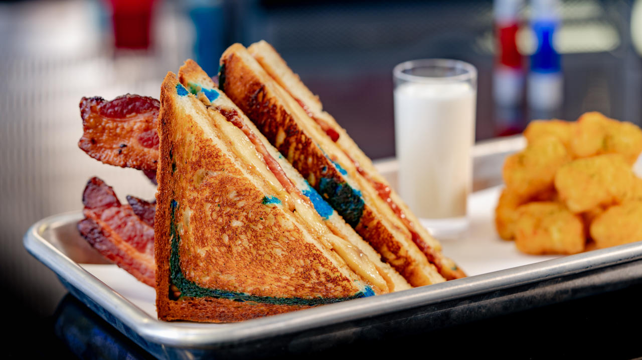 PB³ Superb Sandwich