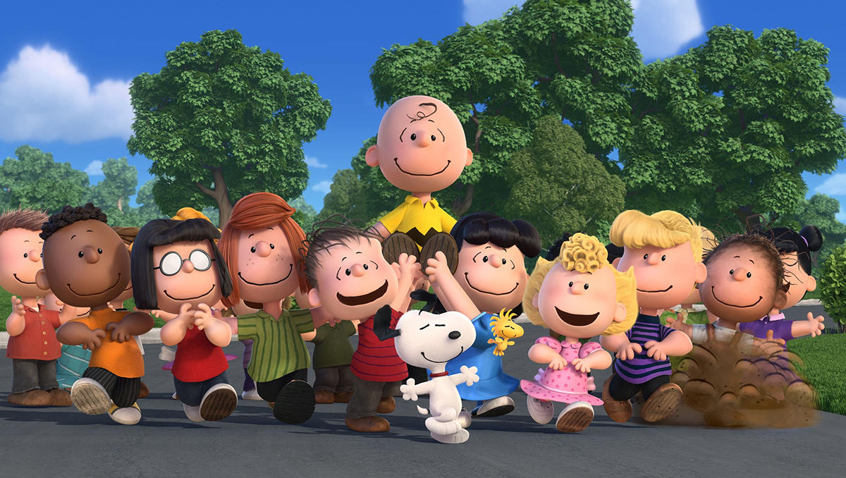 1. The Peanuts Movie